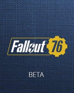 Fallout 76 BETA krabice