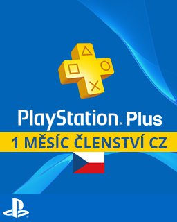 PlayStation Plus 30 dní krabice