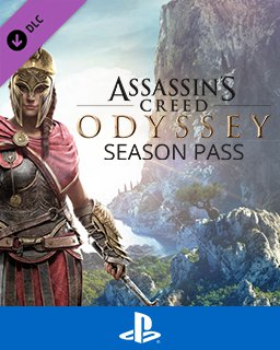 Assassins Creed Odyssey Season Pass krabice