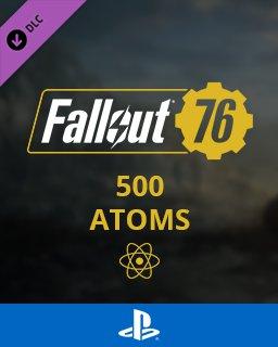 Fallout 76 500 Atoms