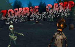 Zombie Camp Last Survivor krabice