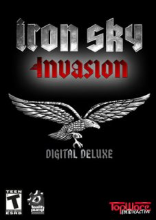 Iron Sky Invasion Deluxe Content