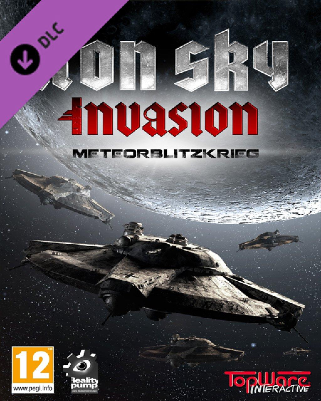 Iron Sky Invasion Meteorblitzkrieg