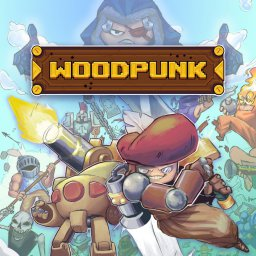 Woodpunk krabice