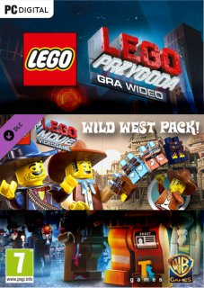 LEGO Movie Videogame Wild West Pack krabice