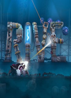 RIVE Wreck, Hack, Die, Retry!