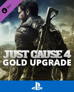 Just Cause 4 Gold Upgrade