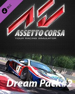 Assetto Corsa Dream Pack 2 krabice