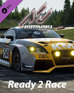 Assetto Corsa Ready To Race krabice