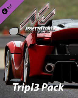 Assetto Corsa Tripl3 Pack krabice