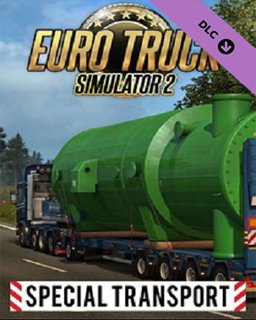 Euro Truck Simulátor 2 Special Transport