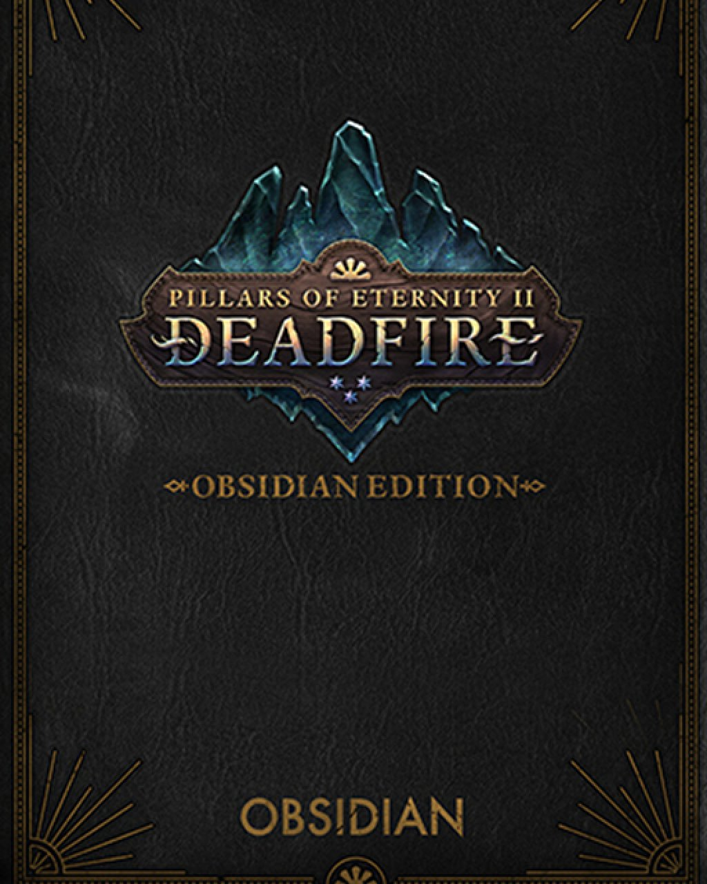 Pillars of Eternity 2 Deadfire Obsidian Edition krabice