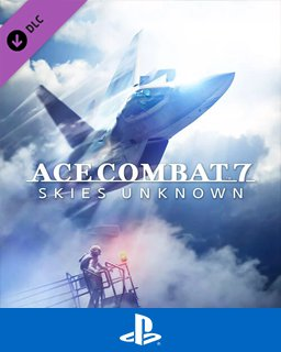 Ace Combat 7 Skies Unknown Season Pass krabice