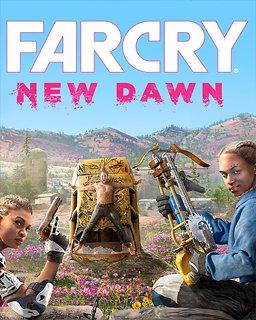 Far Cry New Dawn krabice