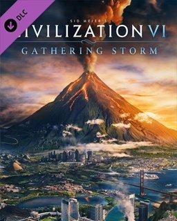 Civilization VI Gathering Storm krabice