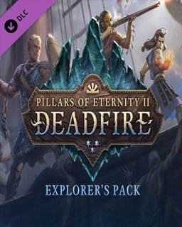 Pillars of Eternity 2 Deadfire Explorers Pack krabice