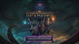 Pillars of Eternity 2 The Forgotten Sanctum krabice