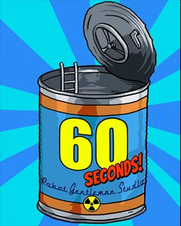 60 Seconds! krabice