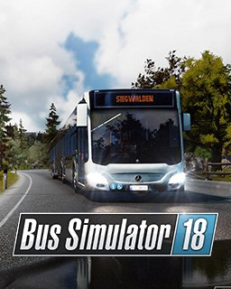 Bus Simulator 18 krabice