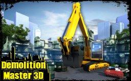 Demolition Master 3D krabice
