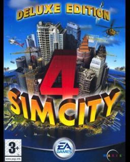 SimCity 4 Deluxe krabice