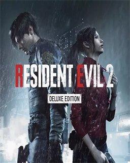 Resident Evil 2 Deluxe Edition krabice