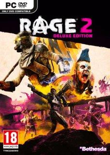 Rage 2 Deluxe Edition krabice