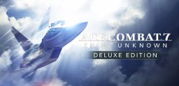 Ace Combat 7 Skies Unknown Deluxe Launch Edition krabice