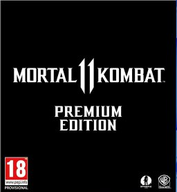 Mortal Kombat 11 Premium Edition (PC) DIGITAL