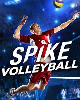 Spike Volleyball krabice