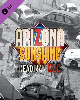 Arizona Sunshine Dead Man krabice