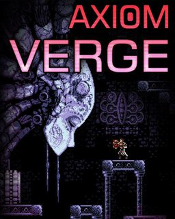 Axiom Verge krabice