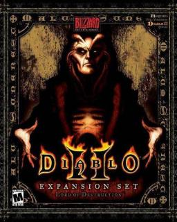 Diablo 2 + Diablo 2 Lord of Destruction krabice