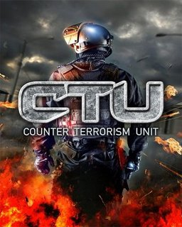 CTU Counter Terrorism Unit krabice