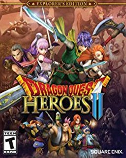 Dragon Quest Heroes II Explorer Edition