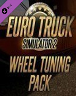 Euro Truck Simulátor 2 Wheel Tuning Pack