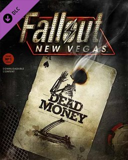 Fallout New Vegas Dead Money krabice