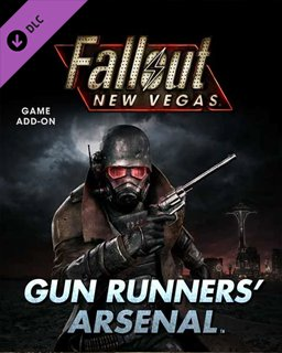 Fallout New Vegas Gun Runners Arsenal krabice