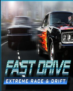 FAST DRIVE Extreme Race and Drift krabice