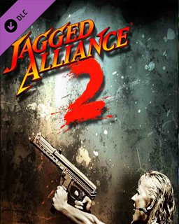 Jagged Alliance 2 Classic krabice