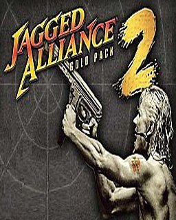 Jagged Alliance 2 Gold krabice