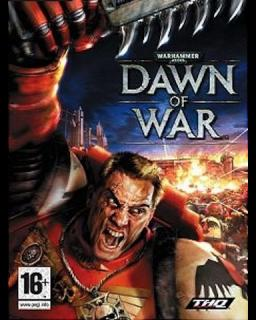 Warhammer 40,000 Dawn Of War krabice