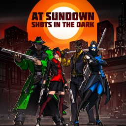 AT SUNDOWN Shots in the Dark krabice