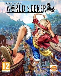 One Piece World Seeker krabice