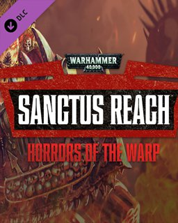 Warhammer 40,000 Sanctus Reach - Horrors of the Warp krabice
