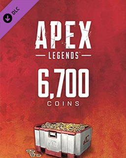 Apex Legends 6700 coins krabice