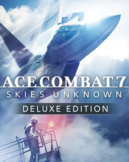 ACE COMBAT 7 SKIES UNKNOWN DELUXE krabice