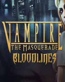 Vampire The Masquerade Bloodlines krabice