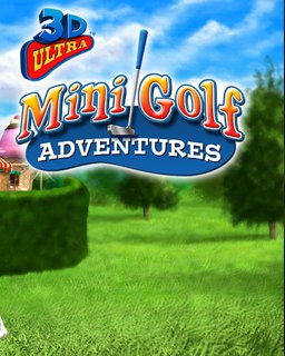 3D Ultra Mini Golf Adventures krabice