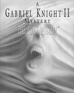 The Beast Within A Gabriel Knight Mystery